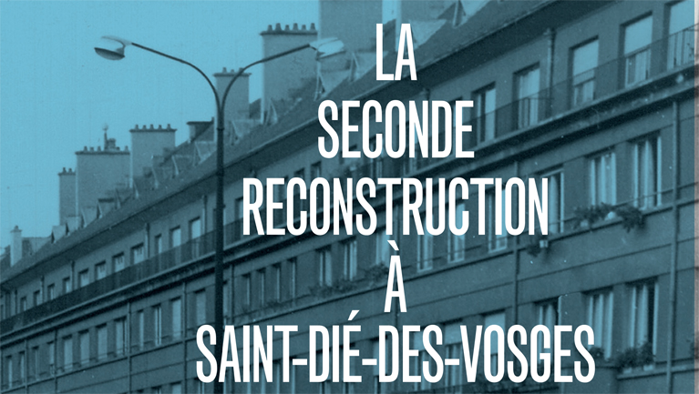 EXPO - LA SECONDE RECONSTRUCTION jusqu'au 27 mai 2018